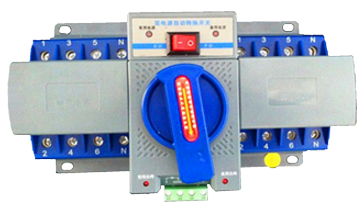 AUTOMATIC CHANGE OVER TRANSFER SWITCH 60A 4P